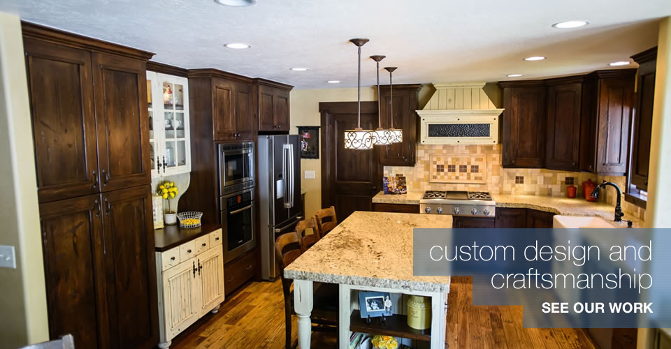 Bon Custom Cabinetry By Copper Canyon Design