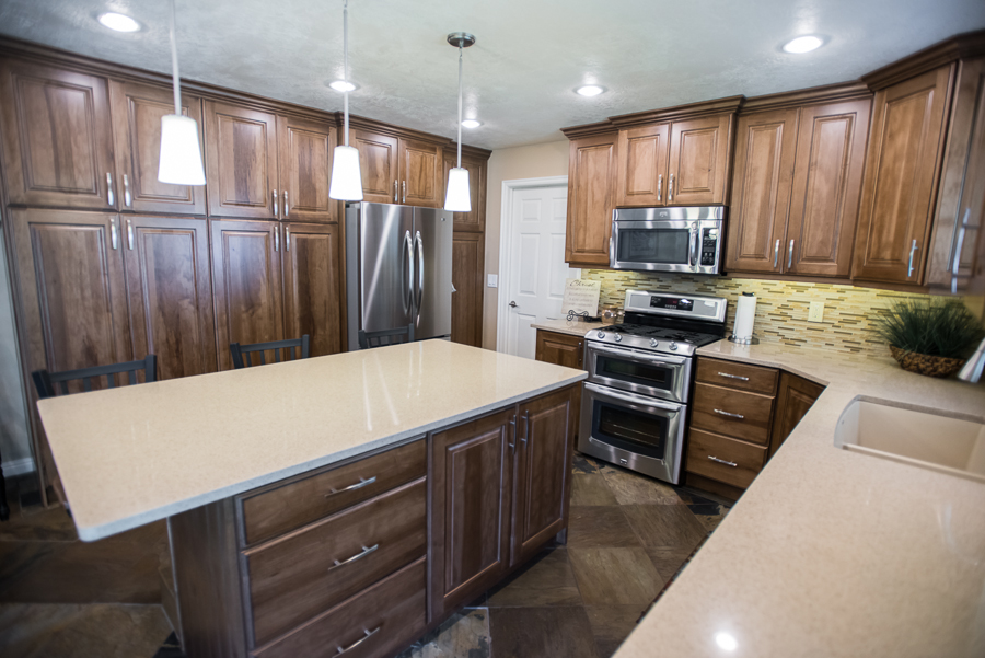 Copper Canyon Design  Custom Kitchen Cabinets